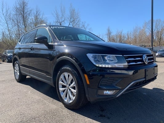 Used Volkswagen Tiguan Middletown Ct